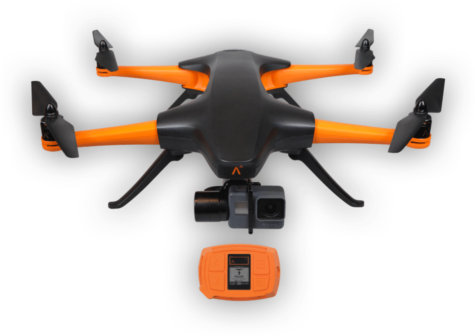 Staaker drone