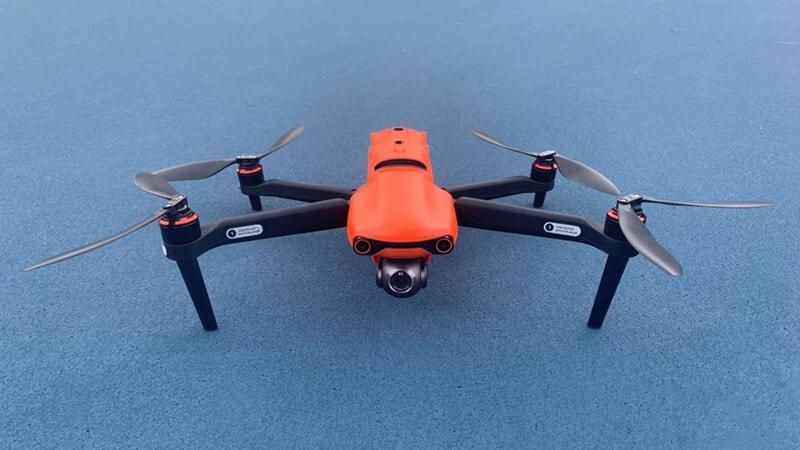 Autel Robotics Evo Drone Inspection