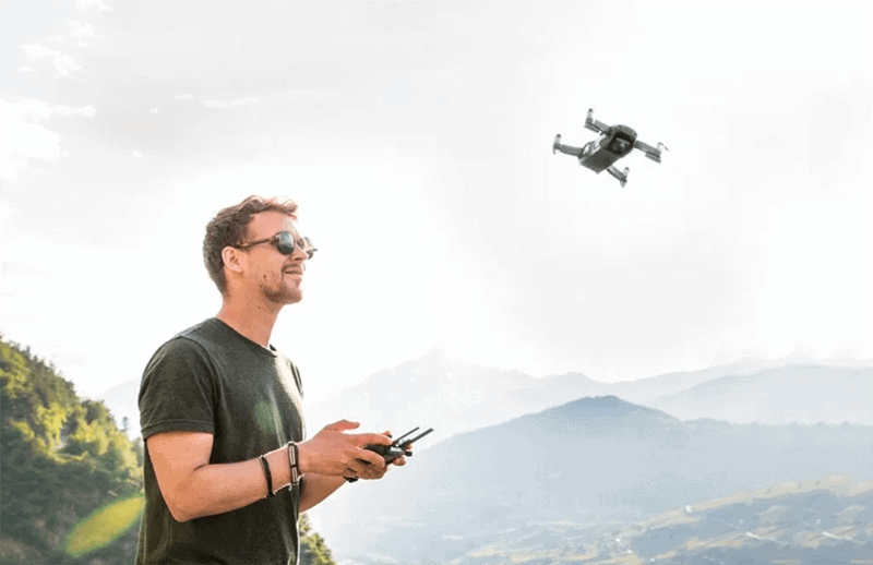 Best Drones With Long Battery Life 2020