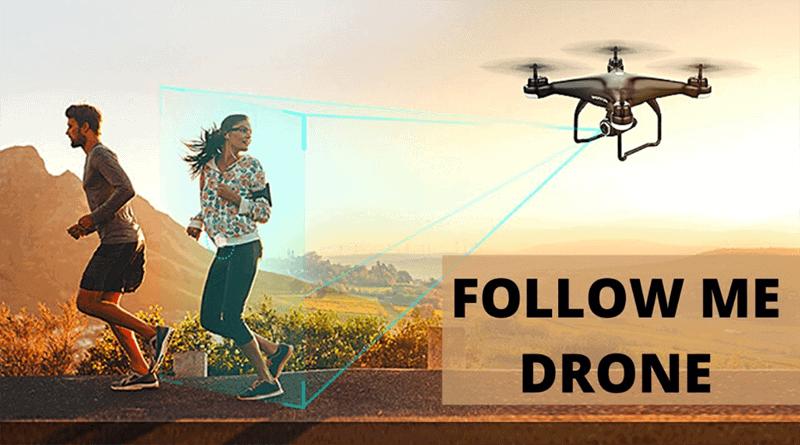 Best Follow Me Drone 2020