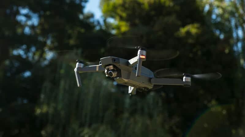 DJI Mavic Pro Drone Overview