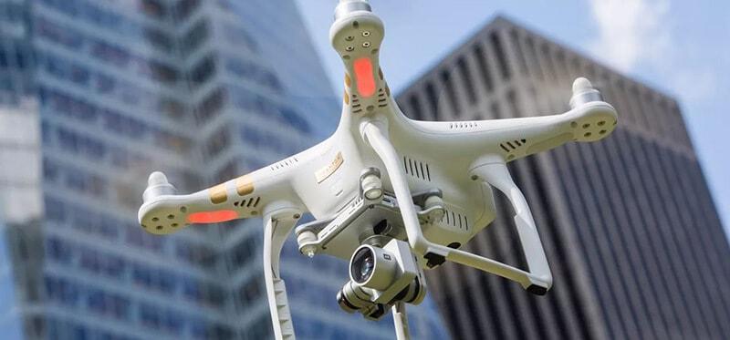 DJI Phantom 3 Drone Review Inspection