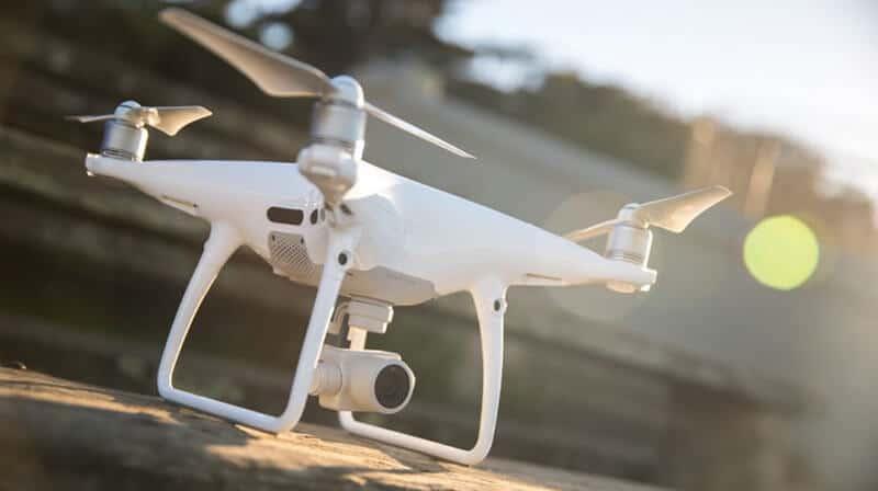 DJI Phantom 4 Drone Overview