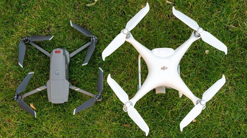 DJI Phantom 4 Drone Review