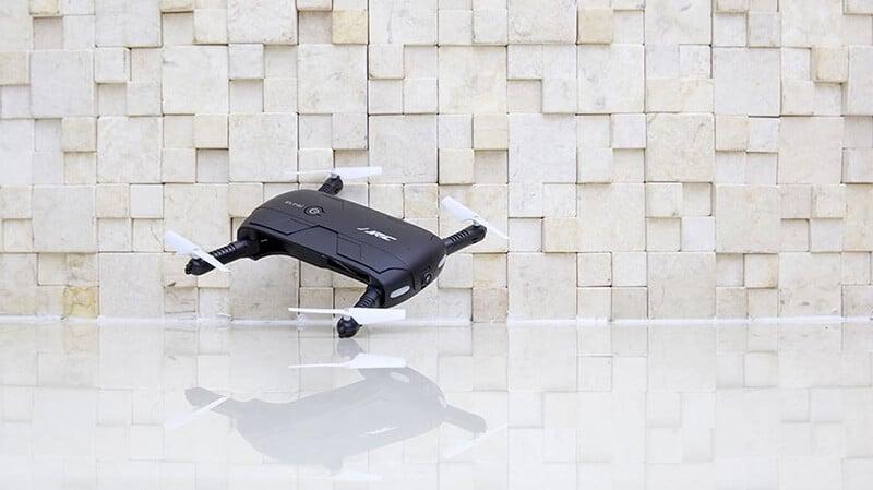 JJRC H37 Elfie Foldable Mini Rc Selfie Drone Review