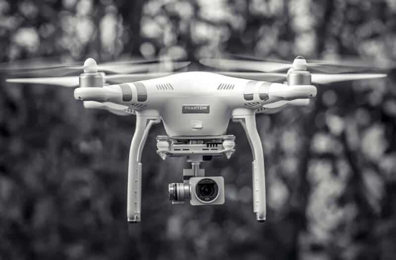 best drone video camera