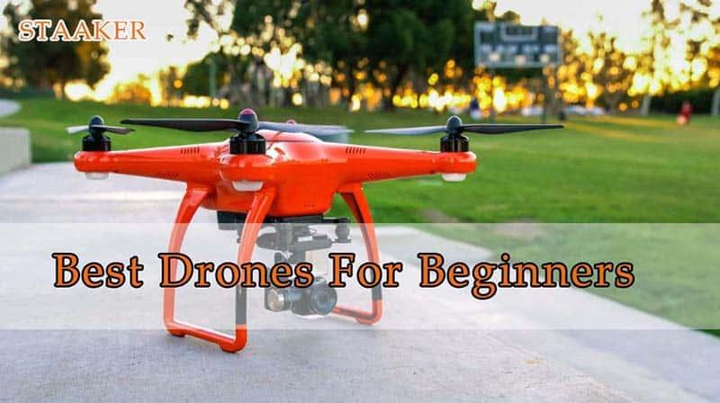 Best Drones For Beginners 2021
