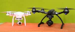 Typhoon Drone vs Phantom 3 - Drone Comparison