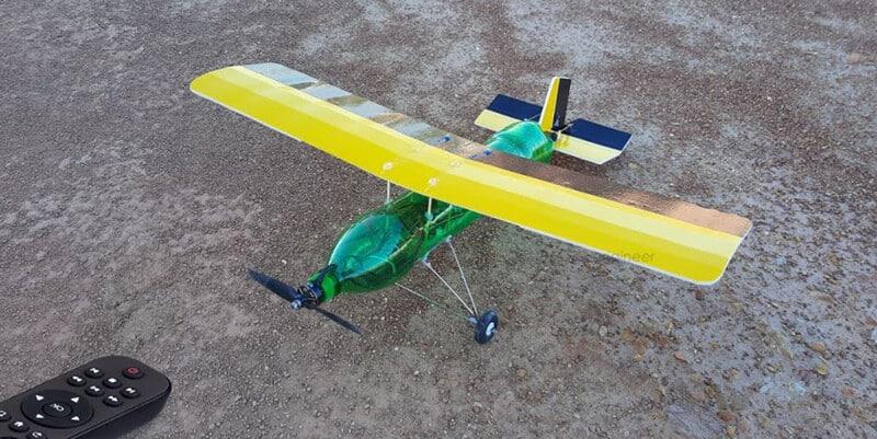 Building The RC Plane