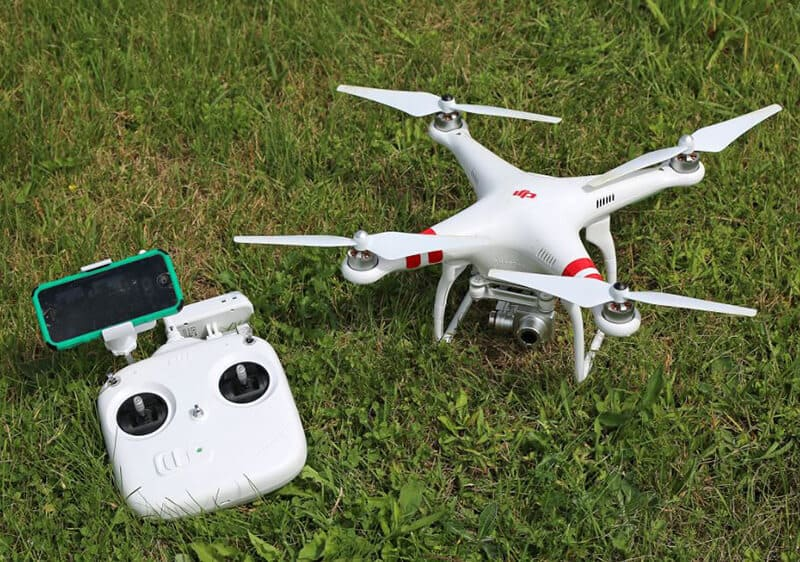 DJI Phantom 1 vs 2 - What is the Difference