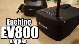 Eachine Ev800 Review