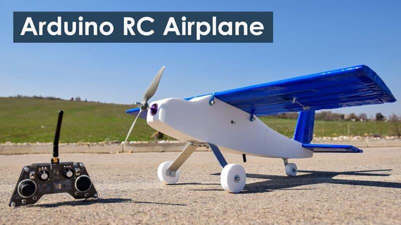 How To Make A Radio Control Plane