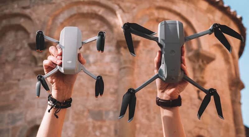 Mavic Mini Vs Mavic Air - Which drone is right for you