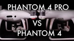 Phantom 4 Vs Phantom 4 Pro 2021