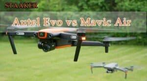 Autel Evo Vs Mavic Air