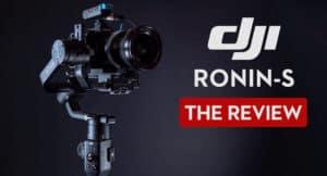 DJI Ronin S Review