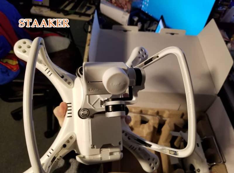 Upair One Drone 4K Camera