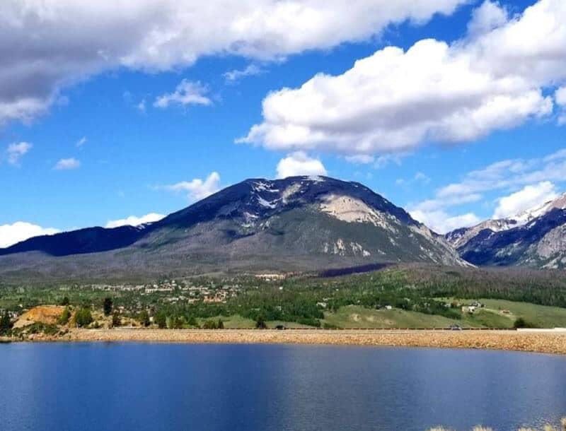 Dillon reservoir