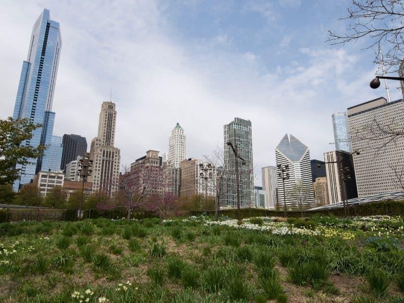 Grant Parks, Chicago