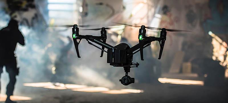 Inspired Drones DJI Inspire 1 vs Inspire 2