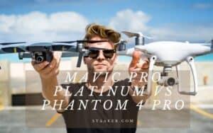 Mavic Pro Platinum Vs Phantom 4 Pro 2021 Comparison