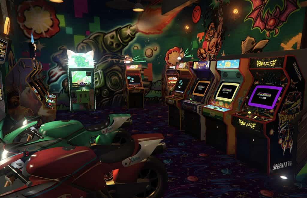 Online Arcades