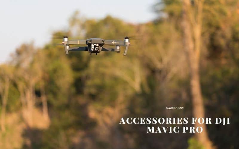 Accessories for DJI Mavic Pro