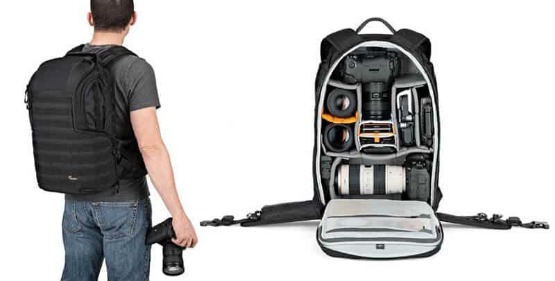 Camera Bag - LowePro Protactic 450