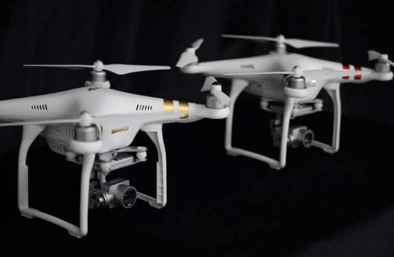 DJI Phantom 3 Standard VS Advanced Drone