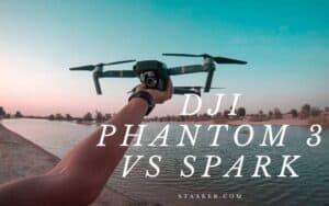DJI Phantom 3 Vs Spark Which Drone To Buy