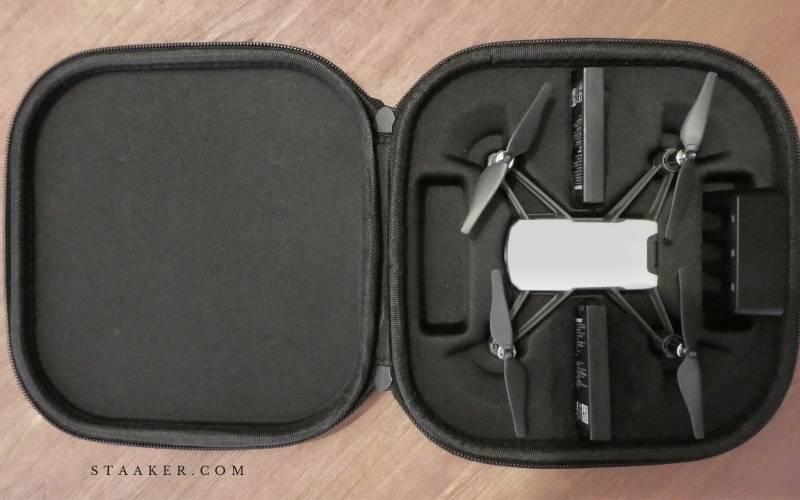 DJI Spark Case Types