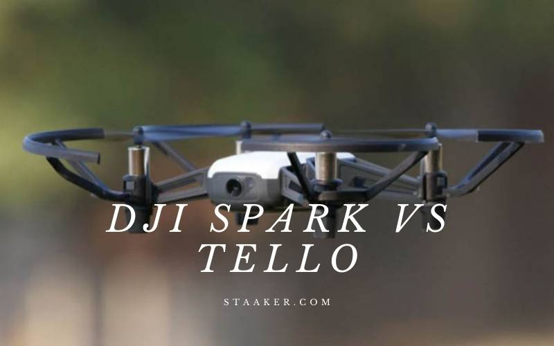 Dji Spark Vs Tello Which Drone Is Better