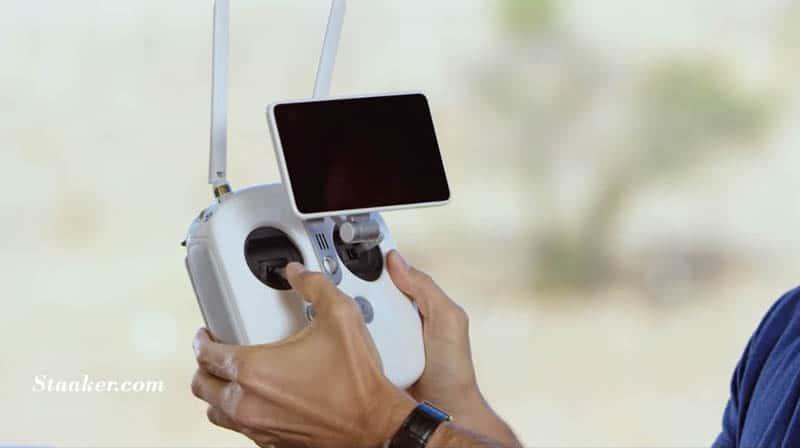 Does DJI Phantom 4 Support Tablets