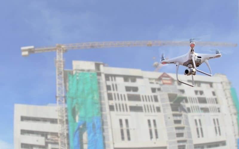 FAQs Regarding Drones in Construction