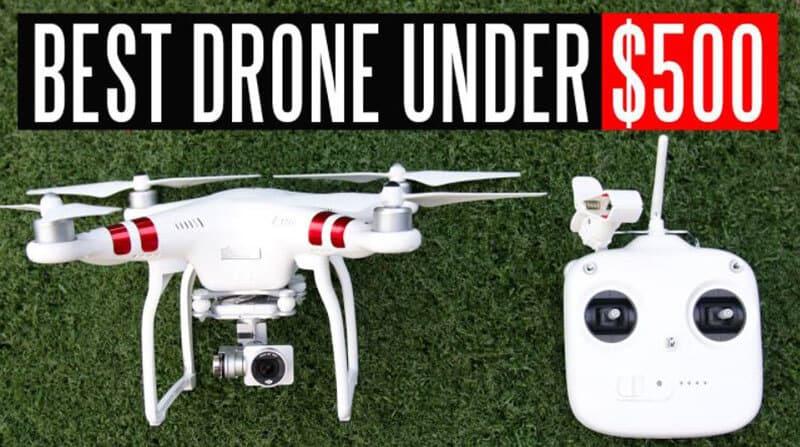 FAQs about best drones under 500
