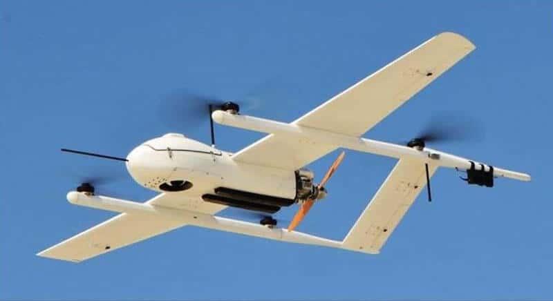 Fixed-Wing Hybrid VTOL