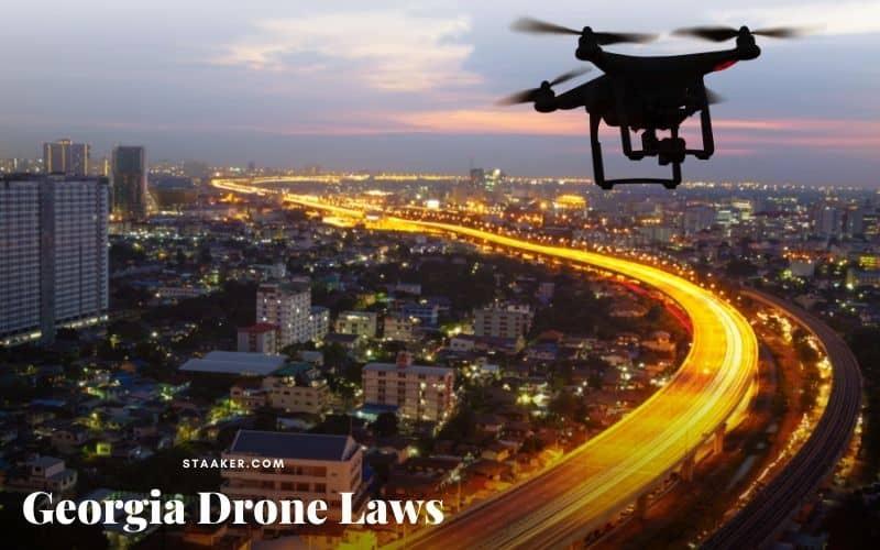 Georgia Drone Laws