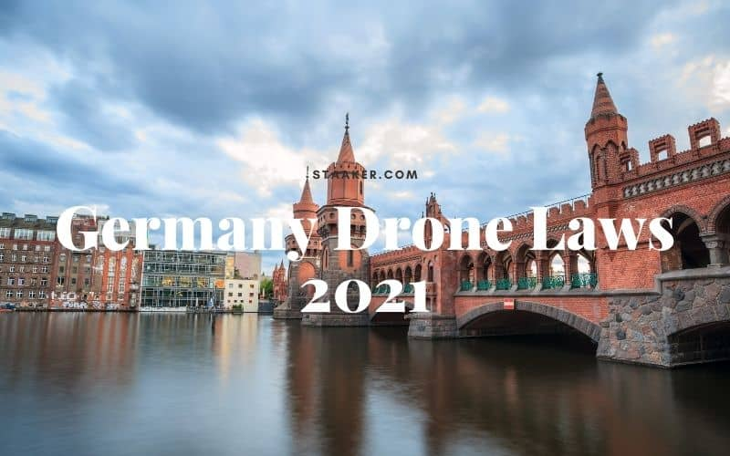 Germany Drone Laws 2021