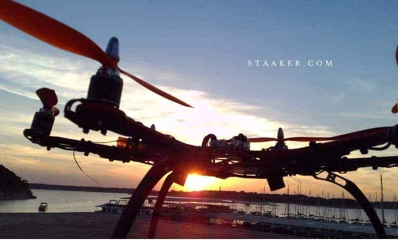Hexacopters