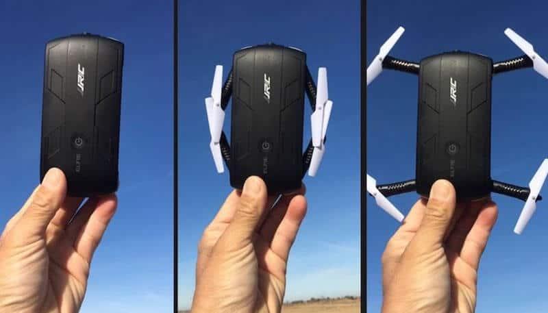 JJRC H37 - Portable Design