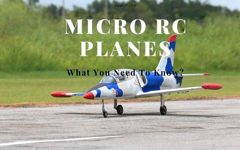 Micro Rc Planes