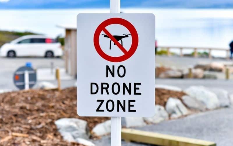 No Drone Zones