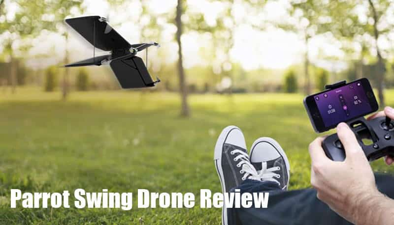 Parrot Swing Drone Review