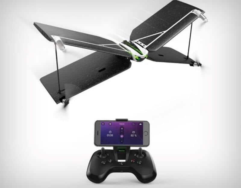 Parrot Swing Drone design
