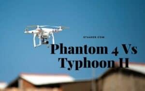 Phantom 4 Vs Typhoon H Which Is Better