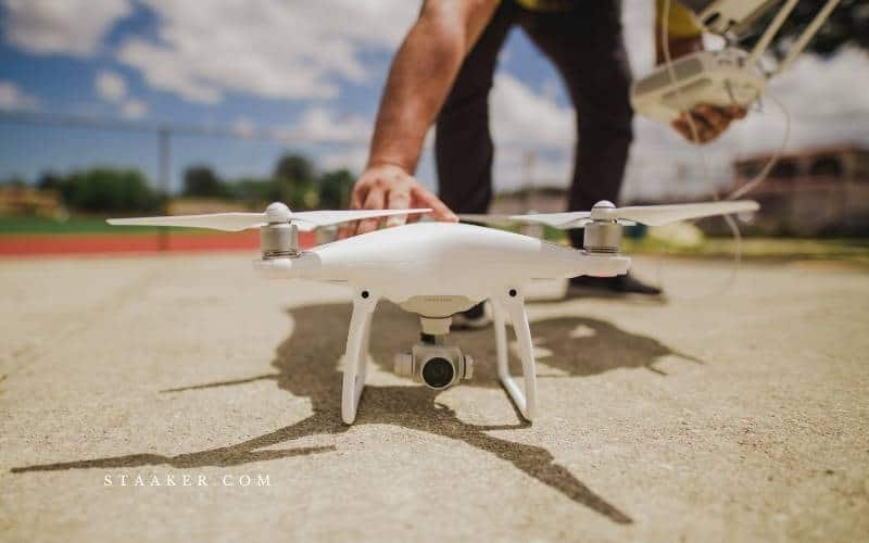 The Benefits of a Silent Drone