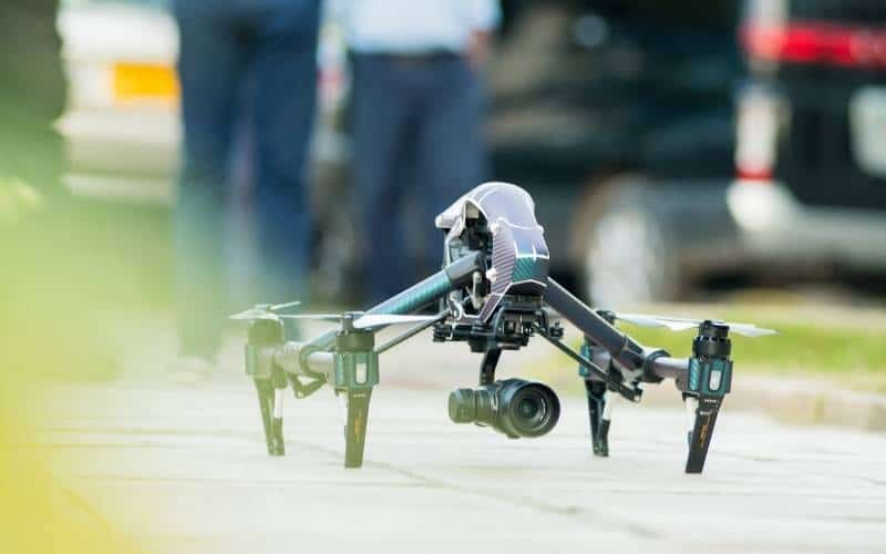 Top 10 Drones with Obstacle Avoidance 2021