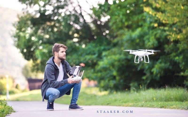 Top 12 Best Drones For Beginners 2021