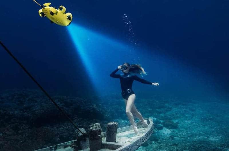 Top 12 Best Underwater Drones 2021