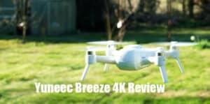 Yuneec Breeze 4K Review